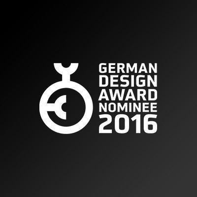 German Design Award Nominee 2016