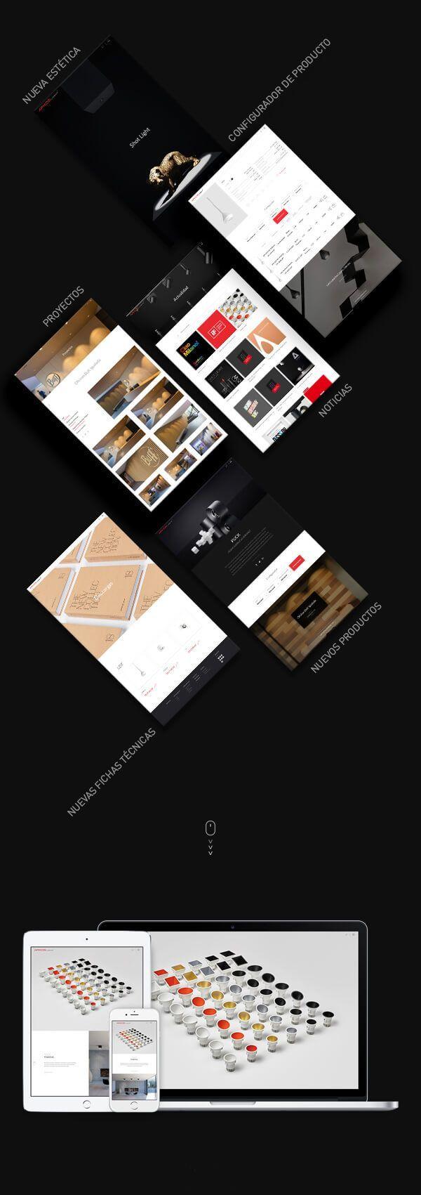 nueva web - Arkoslight