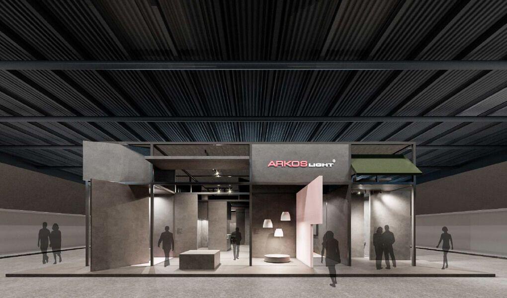 light building 2018 light life arkoslight. Black Bedroom Furniture Sets. Home Design Ideas