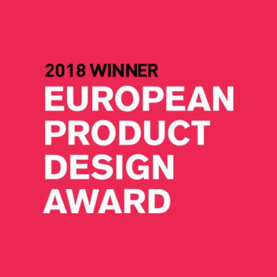 "Pop Up, ganador del ""European Product Design 2018"""