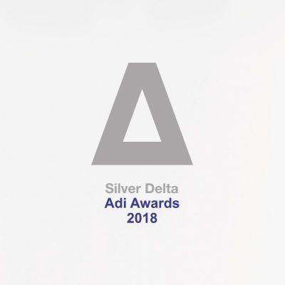 Pointer, Silver Delta ADI Awards 2018