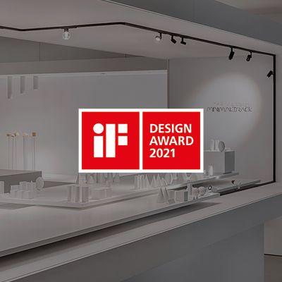 Minimal Track, iF Design Award Finalist