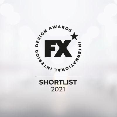 """""""Top Fancy Shape"""" & """"Alaska"""", FX International Interior Design Award Nominee"""