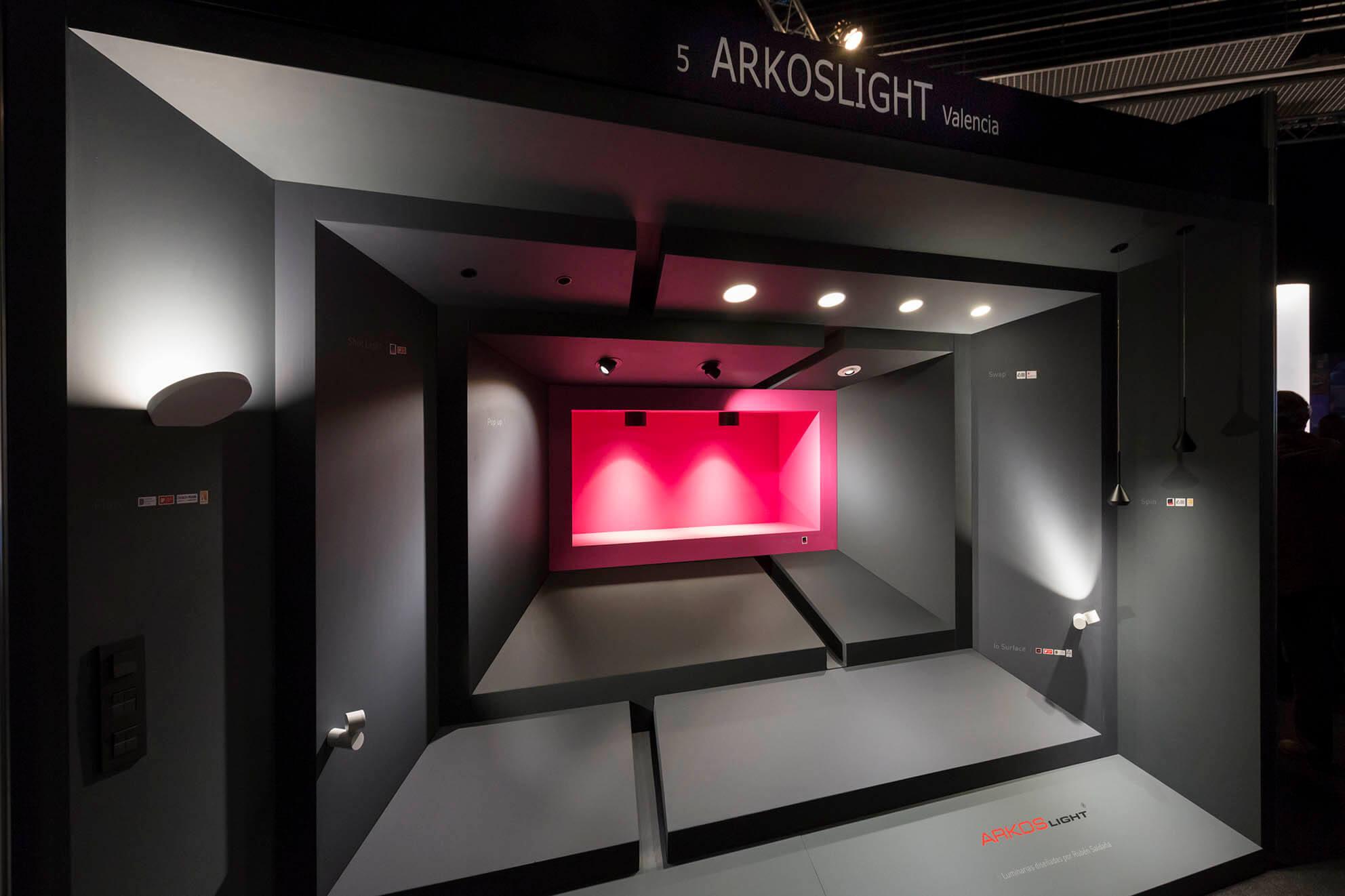 Great Reception Of Arkoslight At Architect Work Light