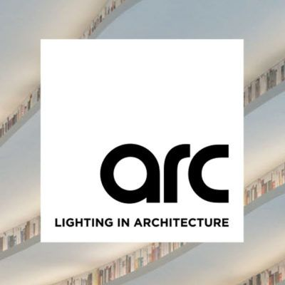 "Arkoslight in ""arc – Lighting in architecture"""