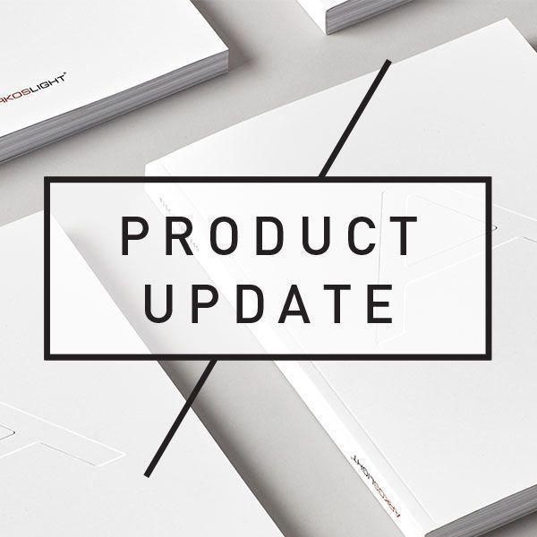Novità e aggiornamenti di prodotto
