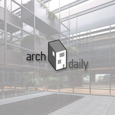 "New Arkoslight headquarters in ""Arch Daily"""
