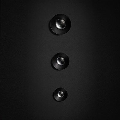 Puck – New sizes & recessed version