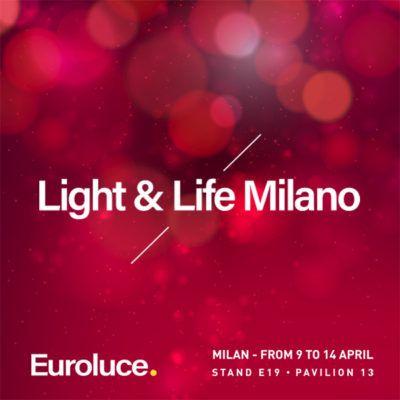Arkoslight will participate in Euroluce 2019