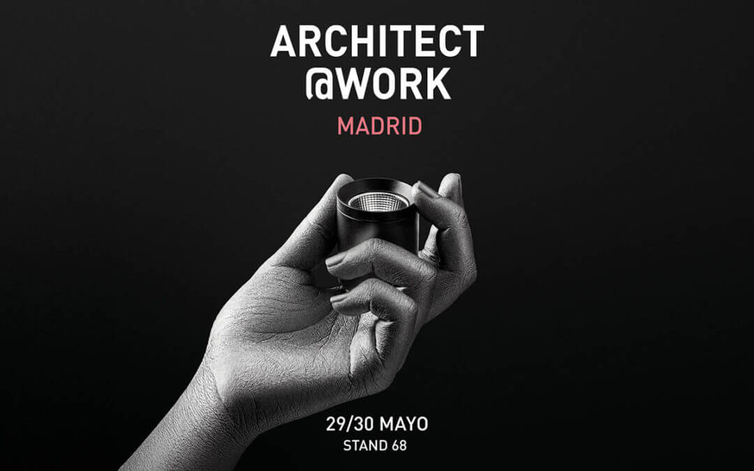 Arkoslight participa en Architect@Work Madrid 2019