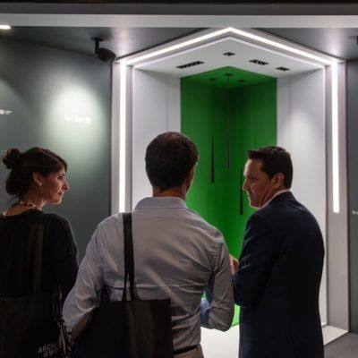 Arkoslight en Architect@Work Madrid 2019