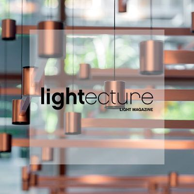 """Art von Arkoslight in """"Lightecture"""""""