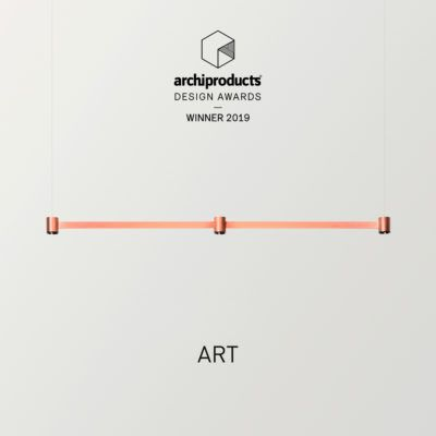 Art, ganadora de Archiproducts Design Awards 2019
