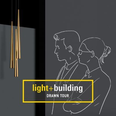 Light+Building Tour Dibujado