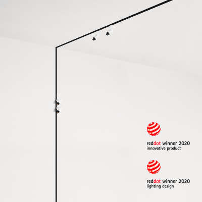 Minimal Track – Awarded with two Red Dot Design Award 2020