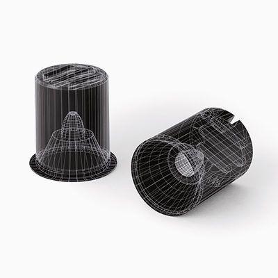 CAD 3D-Dateien – Jetzt verfügbar