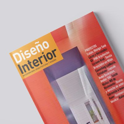 "Arkoslight in ""Diseño Interior 331"""