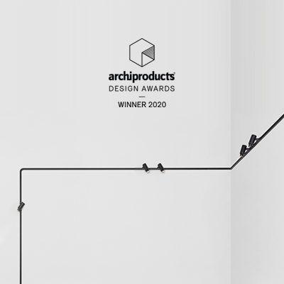 Minimal Track, Archiproducts Design Award Winner